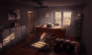 Detective office by Silberius