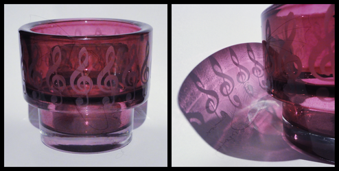 Experiments In Glass Etching by ChimeraDragonfang
