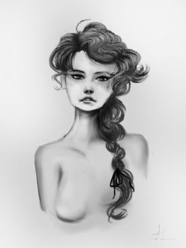 young model by LiaraMii