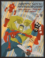 50th Anniversary by DomNX