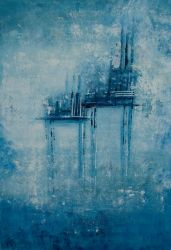 Oil rig2 by idavaag