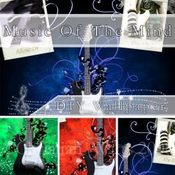 Music Of The Mind DIY WP Pack by Chris94