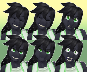 Some Expressions by PolygonCount