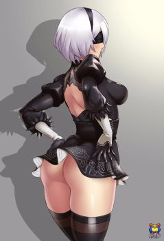 2B by Kyoffie12