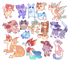 (1/16) GIANT One-off Adopt Sheet by scarletscreations