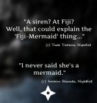 Nightfall - Secrets Can't Hide Forever - Quotes by AKoukis