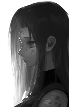 Hair down by dishwasher1910