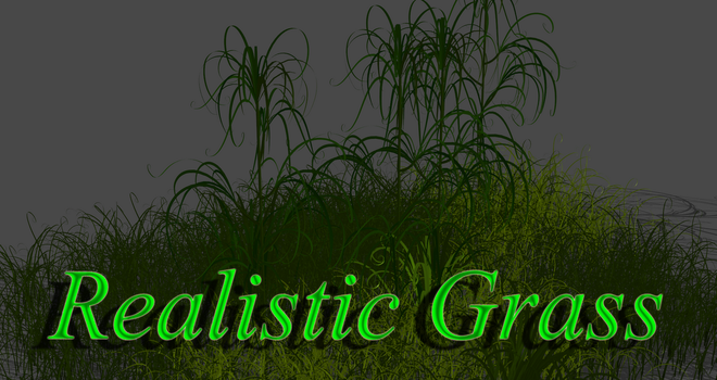 REALISTIC GRASS by Oo-FiL-oO