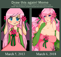 [Meme] Draw This Again - Gaia::. by ZarozAestoth