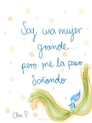Mujer grande by anapatriciach