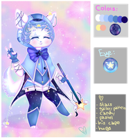 Adopt #5 -Starchild- [Auction] ~Closed~ by Craigay
