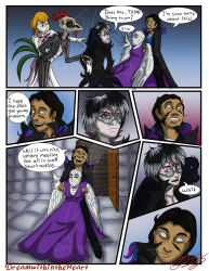 Raven meets Somnium: Page 4 of 7 by DreamWithinTheHeart
