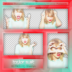 +Pack Png: Taylor Swift by Whatever-Photopacks