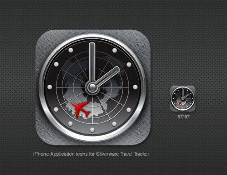 iPhone application for Silver by st-valentin