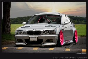 BMW E46 M3 by TKtuning
