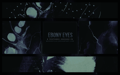 [16] Texture Pack: Ebony eyes by Rosesylla