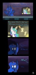 They're doing that thing again! by Heir-of-Rick