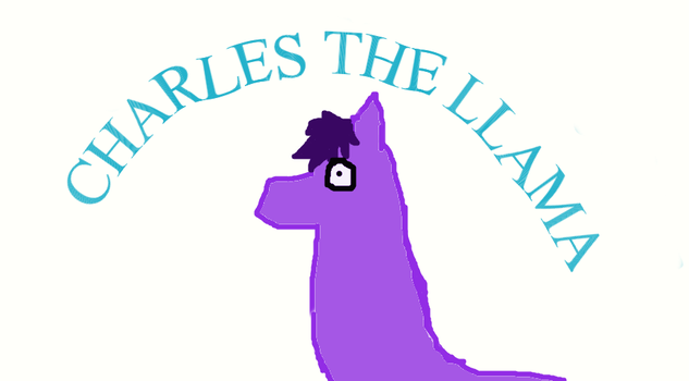 Charles The Llama by Allyson-SacrificeLUV