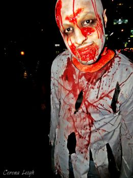 A Full Zombie is a Happy Zombie by CerenaLeigh