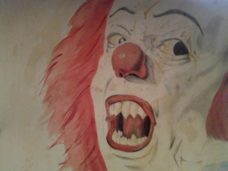 Pennywise Commission by xEDG3x