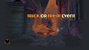 Pillowing-Pile Trick or Treat Event 2017: CLOSED by CloverCoin