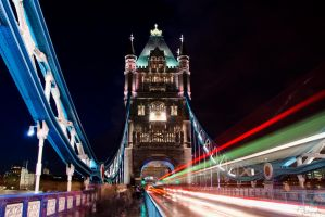 Tower Bridge by jurajkolarik