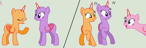 .:MLP Base:. What'cha talking about ?! by RosePinkArts