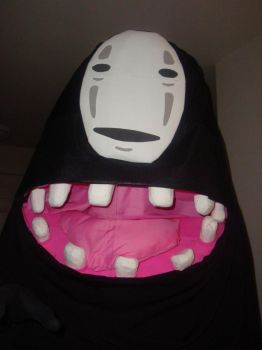 No Face Cosplay - 04 by Sunnybrook1