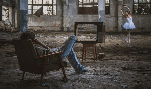 Art after the apocalypse by Arov-Ray