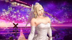 Nina Williams bride by Allochka-Dragunova