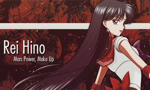 [SIGNATURE] Sailor Mars by Saukaula