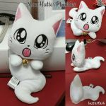 Ghost Kitty  by AliceUndrground
