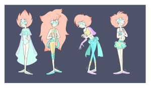- Pearlie's Outfits_REMAKE! - by PencilTree