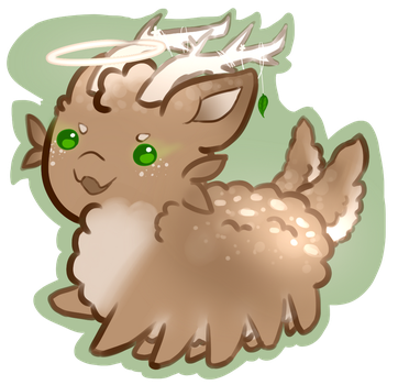 Personal Art || My first Paca by Le-Skywings