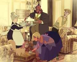 Afternoon Tea by identity511
