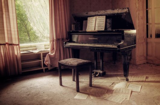 Music From The Past by SandsteinLicht