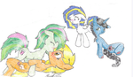 {req}The Sleepover by kenmaster12