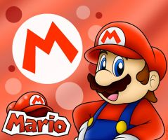 Oh yes, Mario time!! Wooho!! by BoxBird