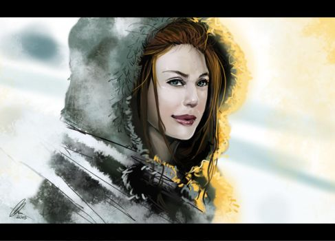 Ygritte by AonikaArt