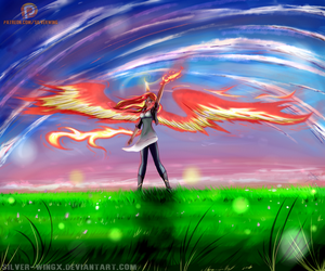 EqG - Sunset Shimmer (Wings) by Moon-DragonStudio