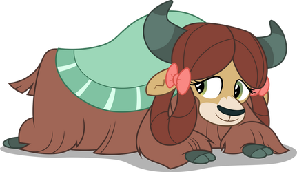 Vector #909 - Yona #2 by DashieSparkle