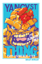 THING vector art by DaneRot
