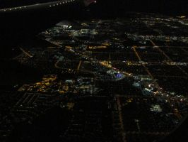 Over Las Vegas by PunkyDoodle96