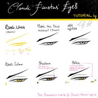 EYES 6: Claude Faustus by Lily-Draws