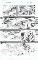 Secret Avengers sample page 19 by jakebilbao