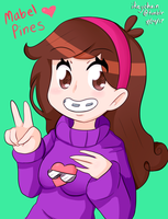 Mabel Pines 3 by iKeychain