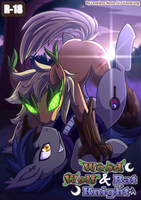 Instinct Night : Marewolf And Bat Knight
