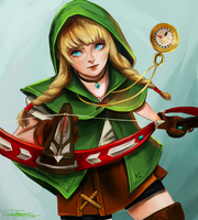 Linkle by Josephine-frays
