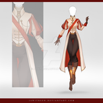 (CLOSED) Adoptable Outfit Auction 253