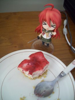 who ate some of my cheesecake by agito786